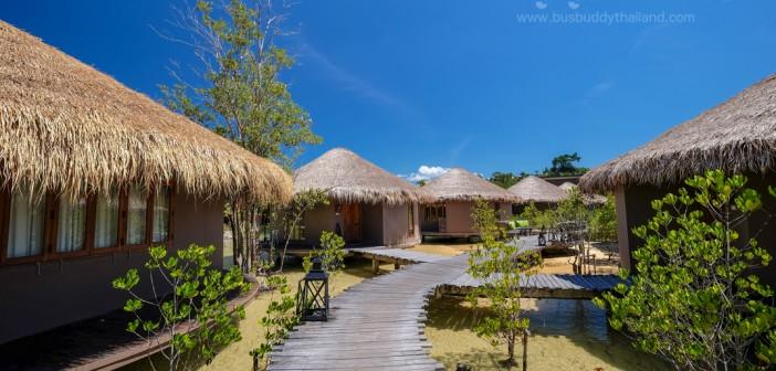 Blue sky resort เกาะพยาม