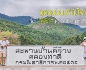 """สูดลมมันเข้าไปให้เต็มปอด…. เที่ยว """"คีรีวง"""" หมู่บ้านที่อากาศดีที่สุดในประเทศไทย"""