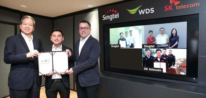 บริษัท WDS ในเครือ AIS รุกขยายธุรกิจเกมและอีสปอร์ต ผนึก Singtel และ SK Telecom ประกาศร่วมทุนจัดตั้งบริษัทดำเนินธุรกิจด้านเกมและอีสปอร์ต  เซ็นสัญญาผ่าน Video Call ข้ามประเทศระหว่าง ไทย-สิงคโปร์-เกาหลีใต้